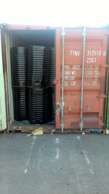 Shipment Bitumen Grade 85/100 to Mundra Port